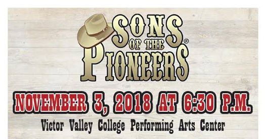Sons of the Pioneers are coming to Southern California on November 3 6b5f17513dbe